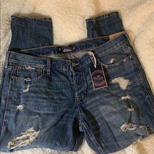 Size 15 Hollister Vintage Boyfriend Jeans